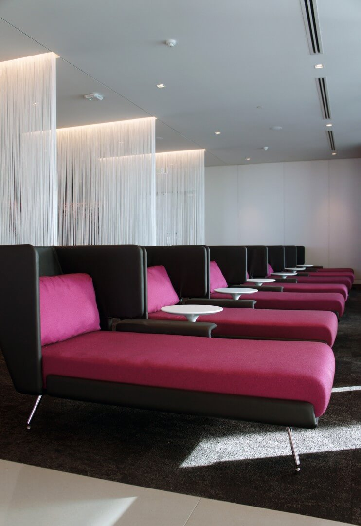 Air NZ Auckland International Lounge 6